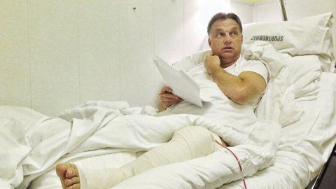 Orbán Viktor kórház (orbán viktor, )
