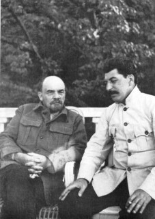 Lenin és Sztálin (lenin, sztálin)