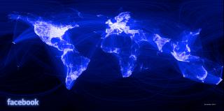 A Facebook világa (facebook, világ, Föld,)