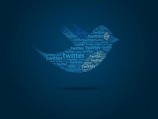Twitter (twitter, logó,)