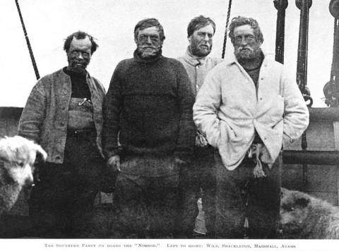 Shackleton és társai (shackleton, )