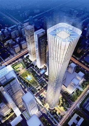 kinaiedény (felhőkarcoló, )