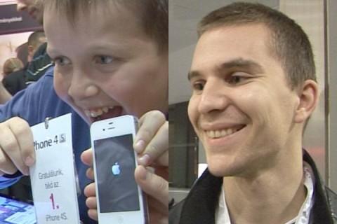 iPhone 4S - az első és az utolsó a sorban (iphone 4s, )