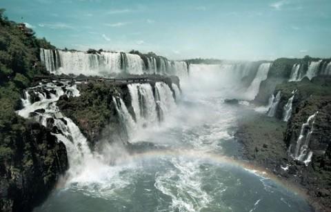 Iguazu-vízesés ()