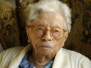 115 éves hölgy, Henrikje van Andel-Schipper (henrikje van andel-schipper)