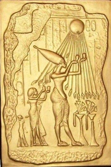 A Napisten imádata - Aton     (napisten)