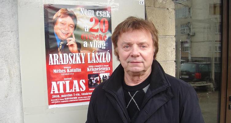 Aradszky László (aradszky lászló)