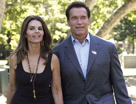 Arnold Schwarzenegger & Maria Shriver (arnold schwarzenegger, maria shriver, )