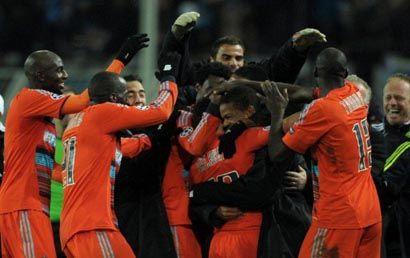 Olympique Marseille 410 ()