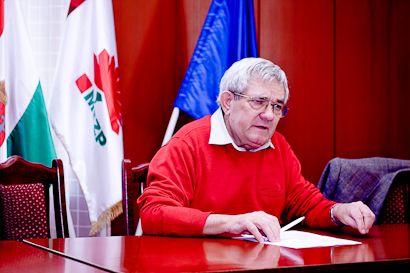 Simicz József, az MSZP Csongrád megyei frakciójának alelnöke  (Simicz József, MSZP)