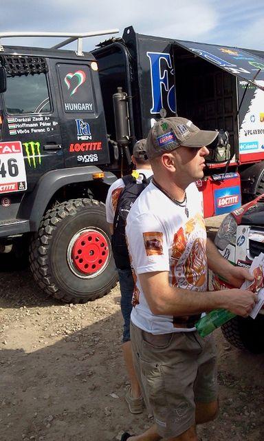 Dakar  (dakar, dakar rali, dakar 2012, dakar kamion, darázsi zsolt, )