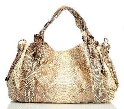 Kígyómintás táska (táska, )
