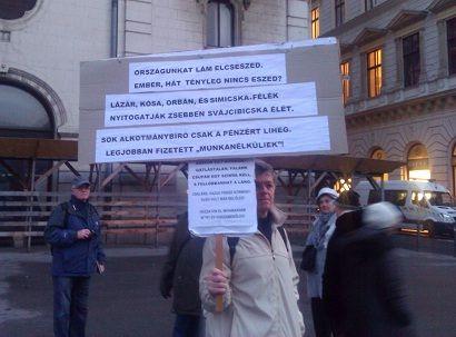 Tüntetés - Andrássy (tüntetés, )