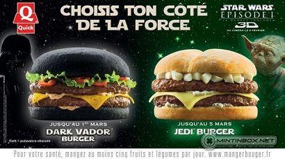 darth vader (hamburger, )