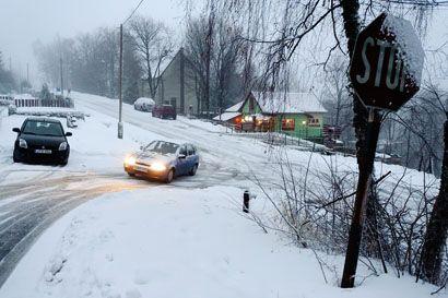 időjárás (időjárás, havazás)