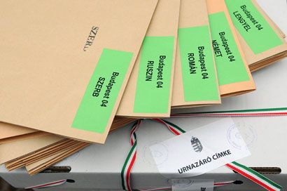 szavazó urna (szavazó urna)