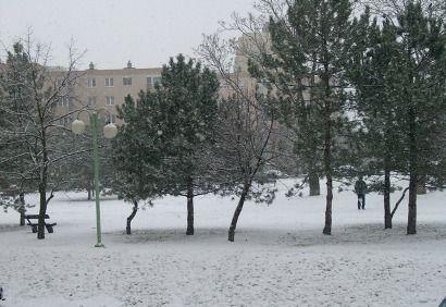 Havas Fehérvár410 (hó)