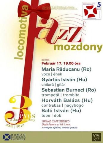 Jazzmozdony program (Jazzmozdony program)