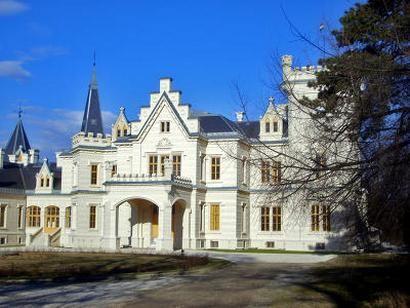 Nádasdy-kastély (nádasdladány, )