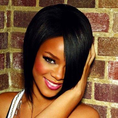 Rihanna fekete haja (rihanna, )