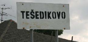 Tesedikovo - Pered (pered, tesedikovo)