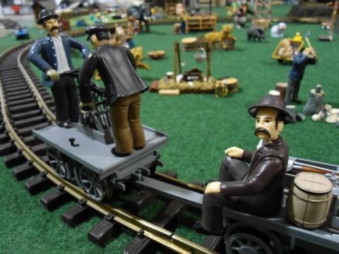 vasútmodell kiállítás (vasútmodell kiállítás)