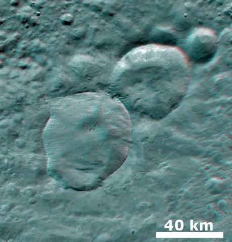 A Vesta hóembere (vesta, aszteroida, dawn, nasa, kisbolygó, )