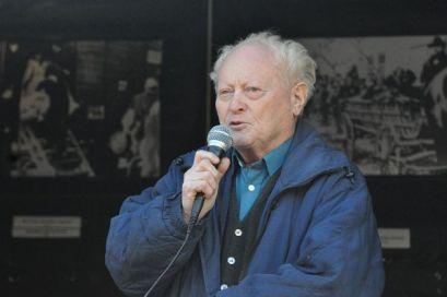 Forgács János holokauszt-túlélő  (forgács jános)