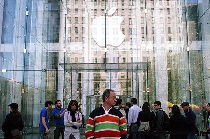 apple (apple, )