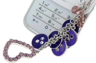 mobiltelefon dísz (mobiltelefon dísz)