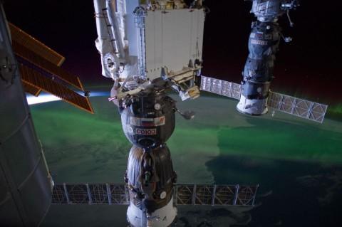 Egymilliomodik fotó az ISS-ről (fotó, fénykép, iss, nemzetközi űrállomás, )