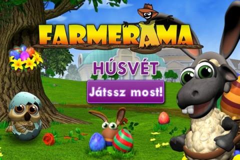 Farmerama Easter (farmerama, játszd újra!, )