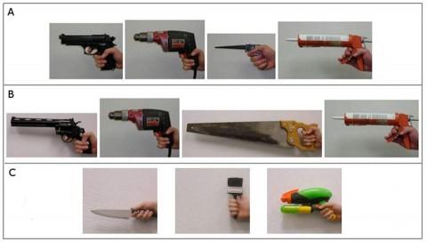 Fegyver a kézben (fegyver, kéz, )