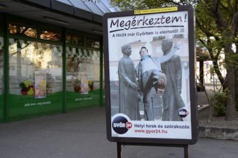 Győr24 plakát (Győr24 plakát)