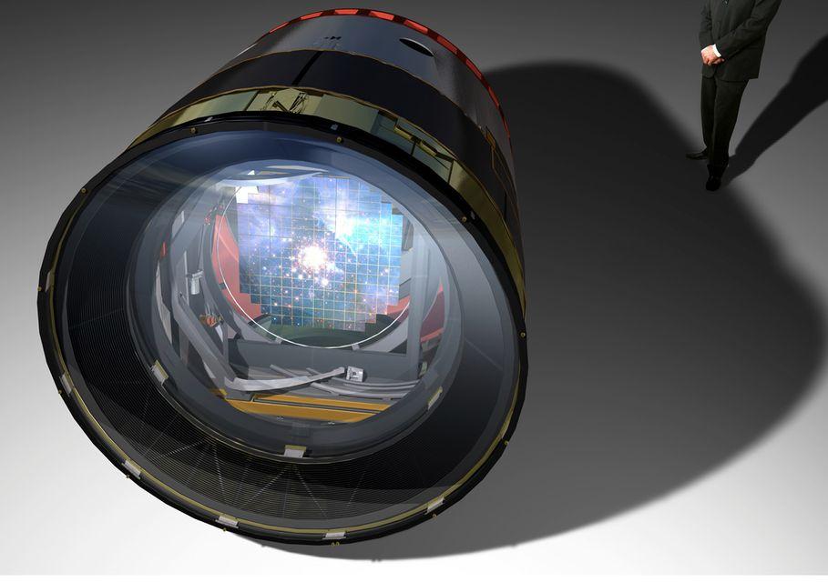 Large Synoptic Survey Telescope (Large Synoptic Survey Telescope, lsst, távcső, )