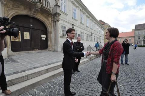 cseh nagykövet fehérváron ()