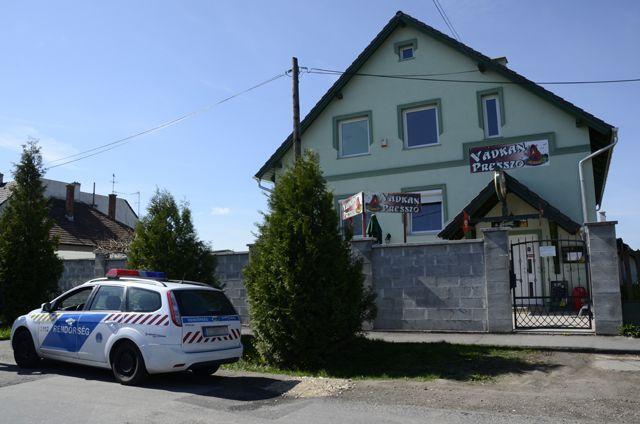 gyilkosság Győrben (győr, gyilkosság, rendőrség, )