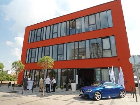 Audi tanszéképület (Audi tanszéképület)