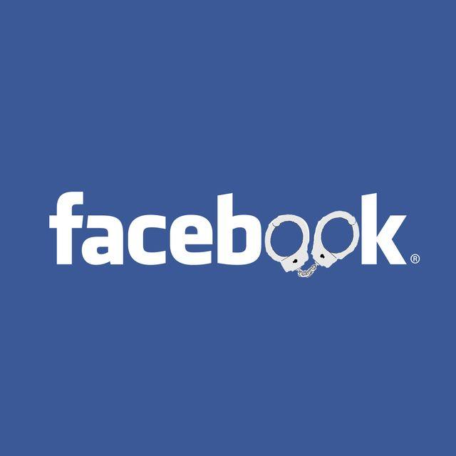 Facebook bilincs (facebook, bilincs, logó, )