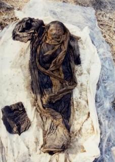 Kóreai múmia a 16 századból (múmia, hepatitisz, kórea)