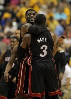 LeBron James, Dwyane Wade (lebron james, dwyane wade, )