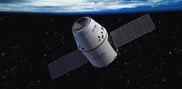 SpaceX Dragon (Array)