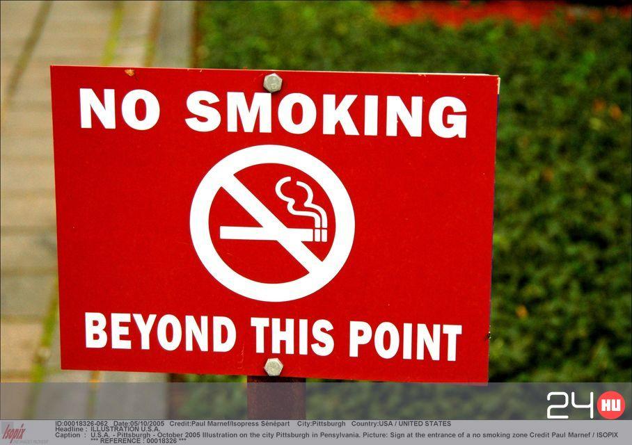 dohányzásmegelőző kezelés