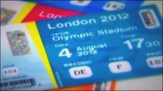 olimpiai jegy (olimpiai jegy)
