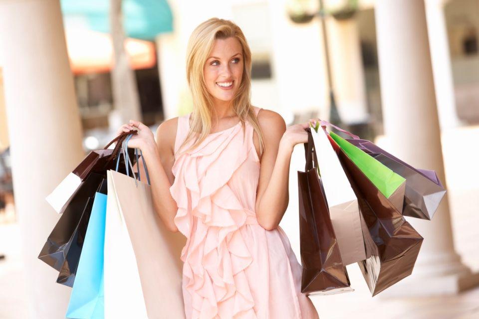 shopping (vásárlás, shoppingol)