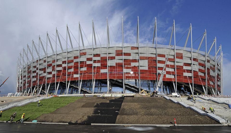 wroclaw stadion (wroclawi stadion, foci eb 2012, wroclaw)
