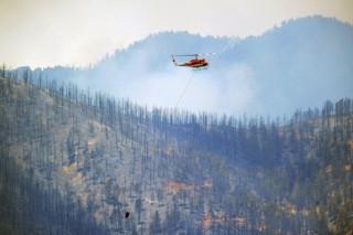 Colorado Springs-erdőtűz (erdőtűz, Colorado Springs)