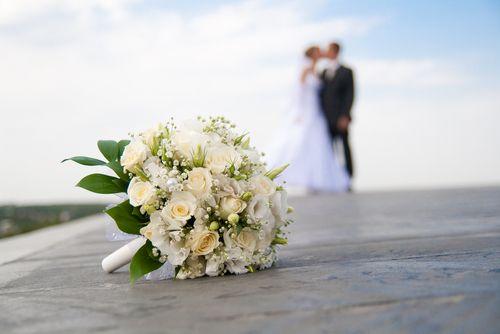 Esküvői csokor (esküvő, )