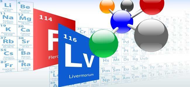 Flerovium és livermorium (flerovium, livermorium, periódusos rendszer, )