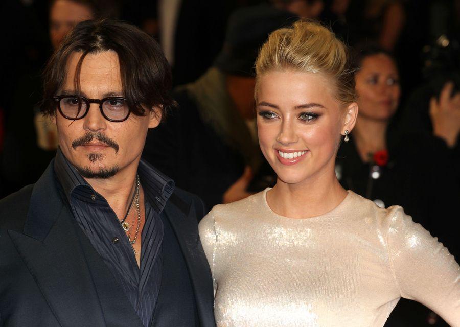 Johnny Depp-Amber Heard (Johnny Depp, Amber Heard)